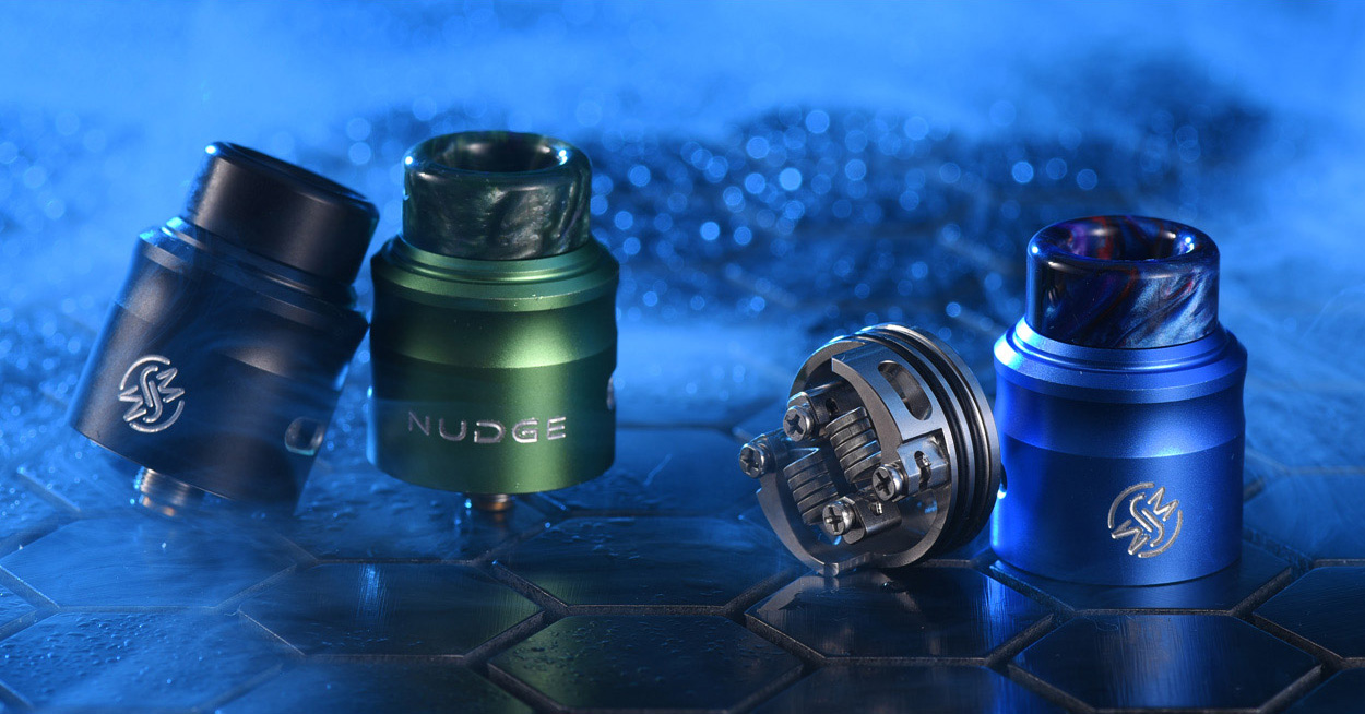 Nudge RDA фото