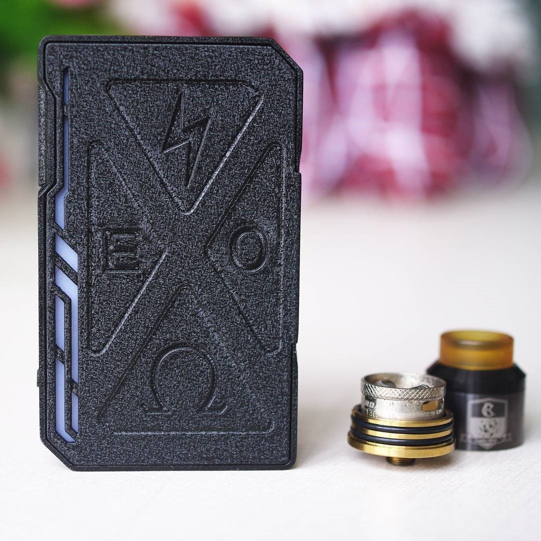 iJoy EXO PD270 покраска