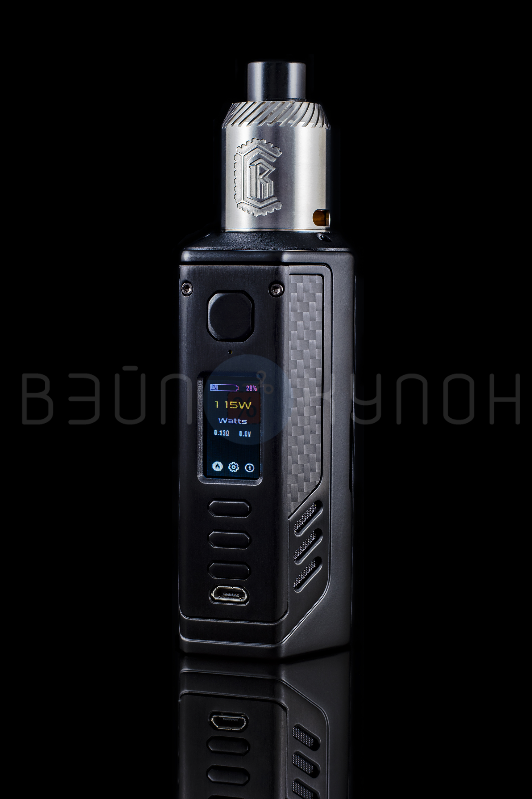 LostVape Triade DNA250C сетап